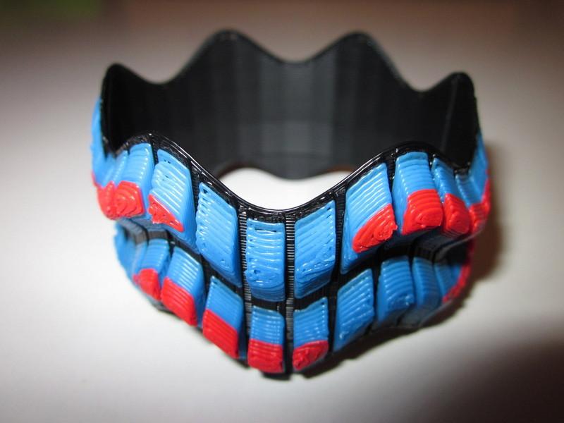 Flexible Bracelet by emmett