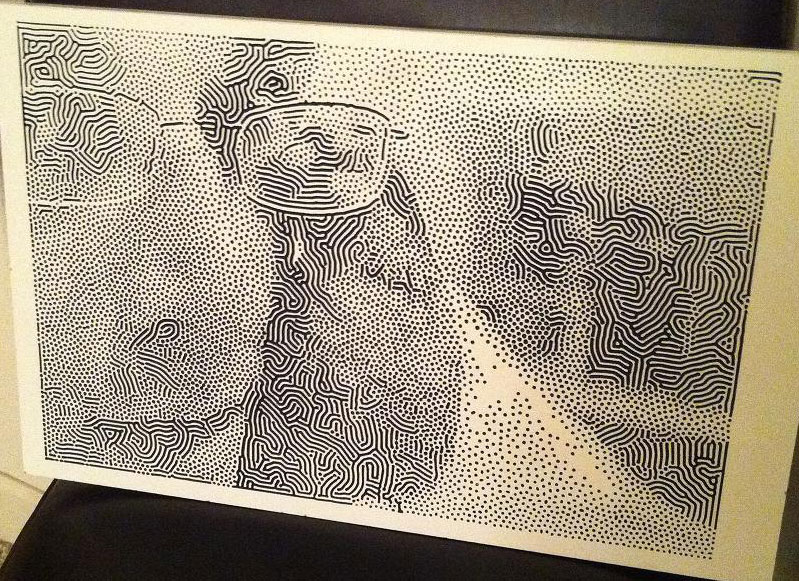 Dxf halftone download.