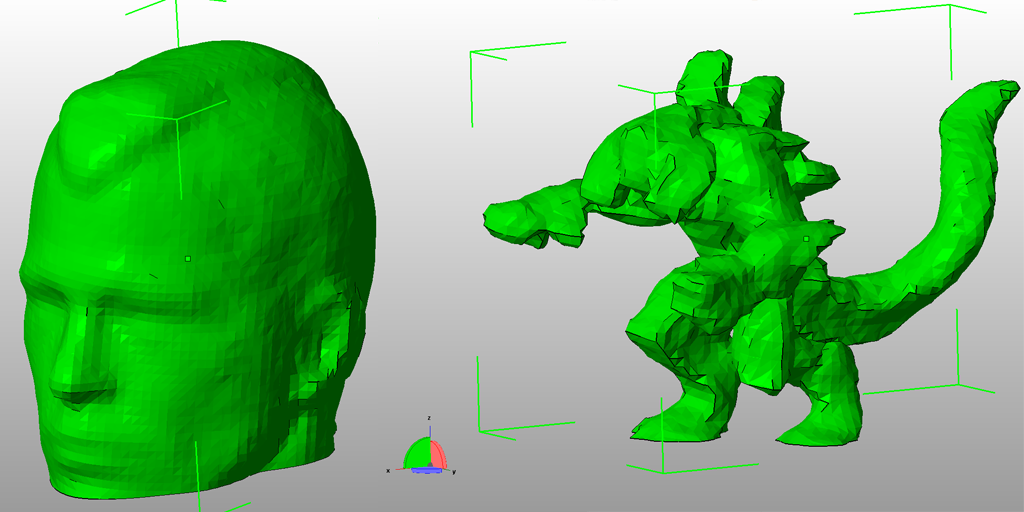 More 3D scanning fun