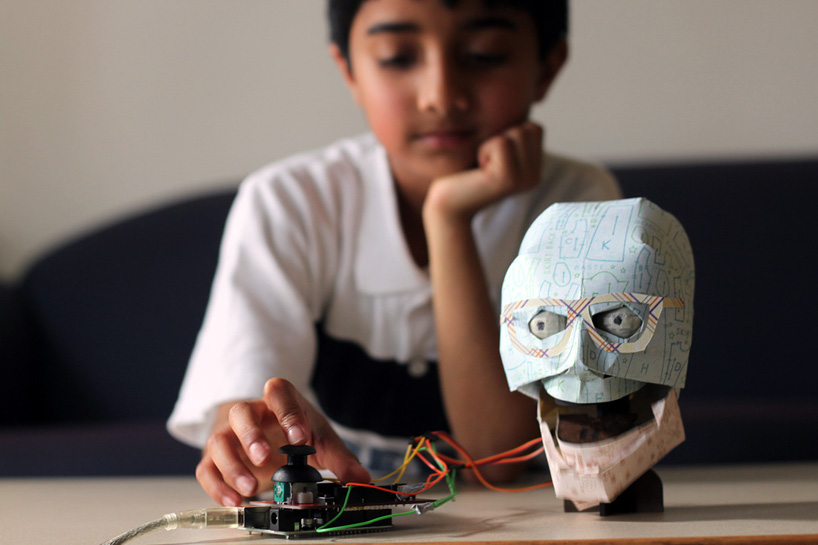 Start A Kickstarter 11 - TJ* Robot