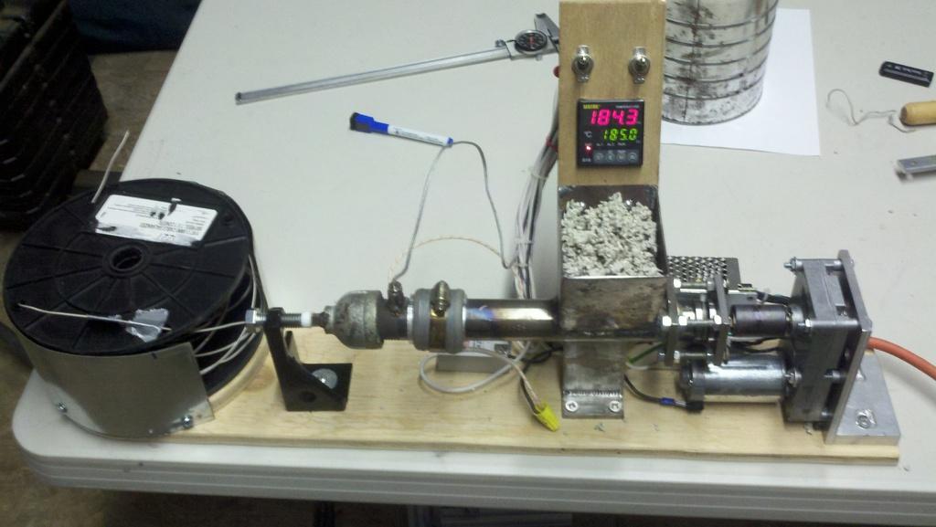 Filabot prototype