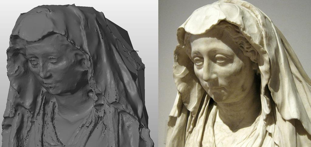 Luisa Deti by Ippolito Buzio (1562-1634)