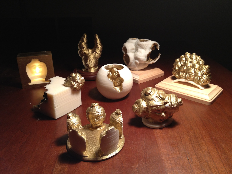 Boolean Buddhas by David Hirmes