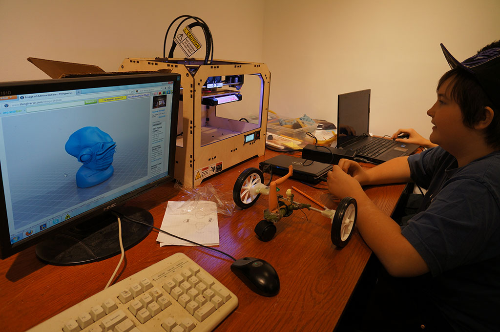 Maker Kids on Thingiverse