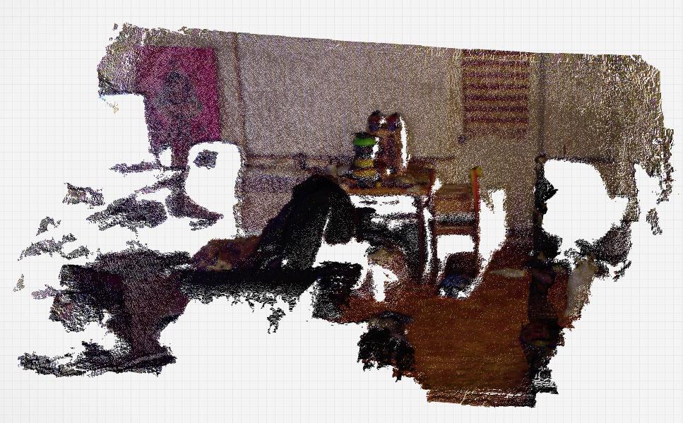 Room scan