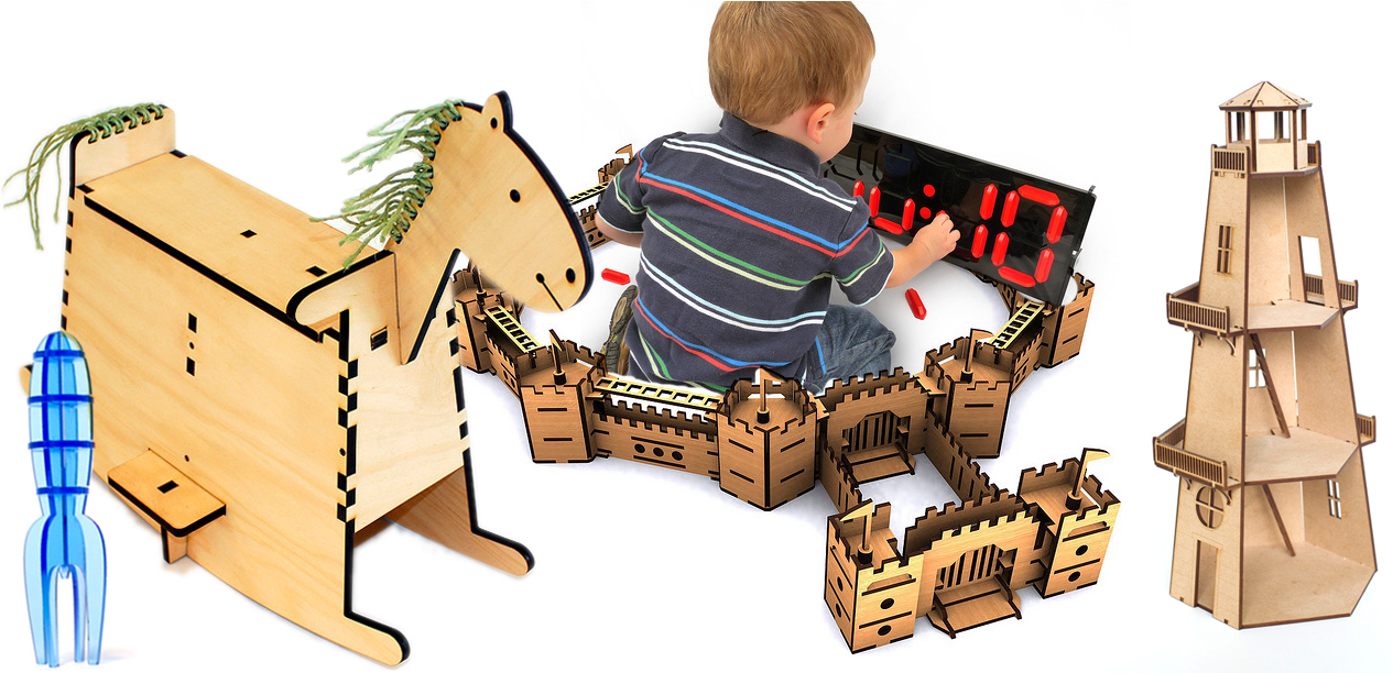 design competition: Design a lasercut toy!