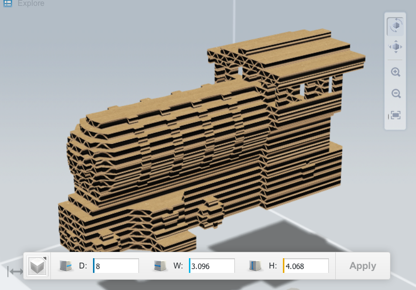 Autodesk 123d Design Released