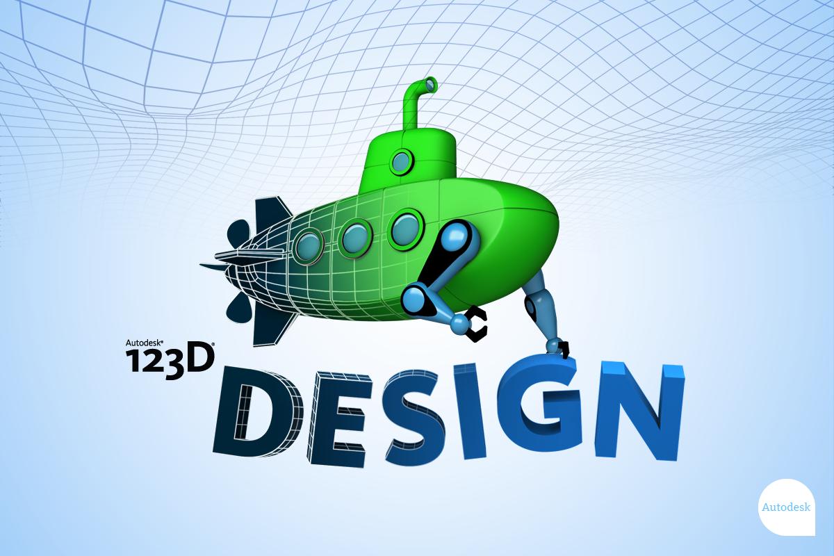 Last week Autodesk released 123D. Autodesk 123D Design released
