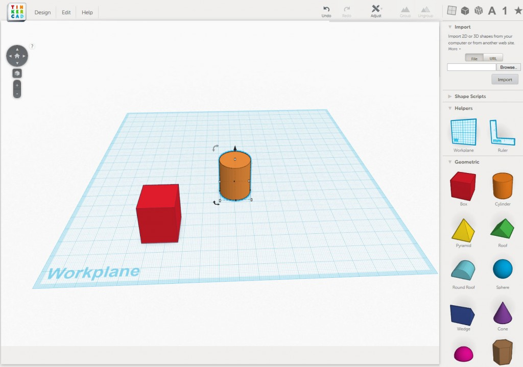 Tinkercad Offering Free Academic Software Licenses