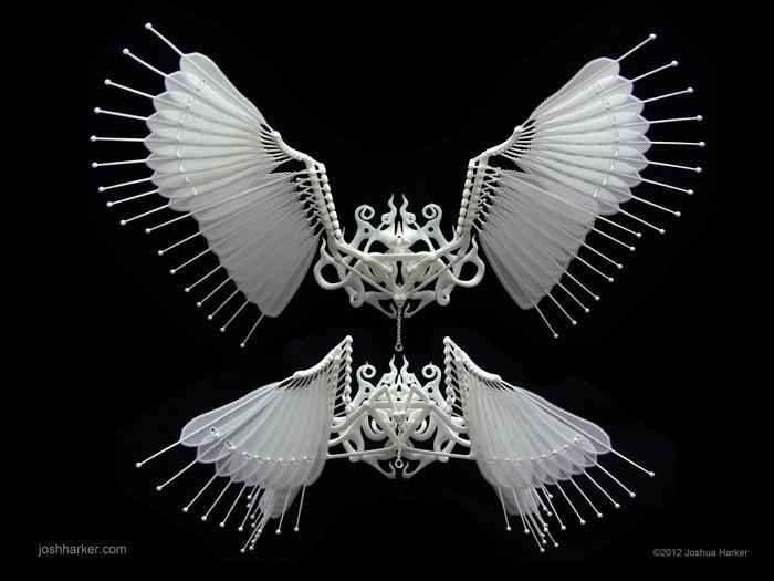 Anatomica di Revolutis - Wings