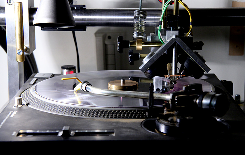 Graphics Cut Onto Vinyl Records Ponoko Ponoko