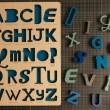 Looodus font puzzle 6