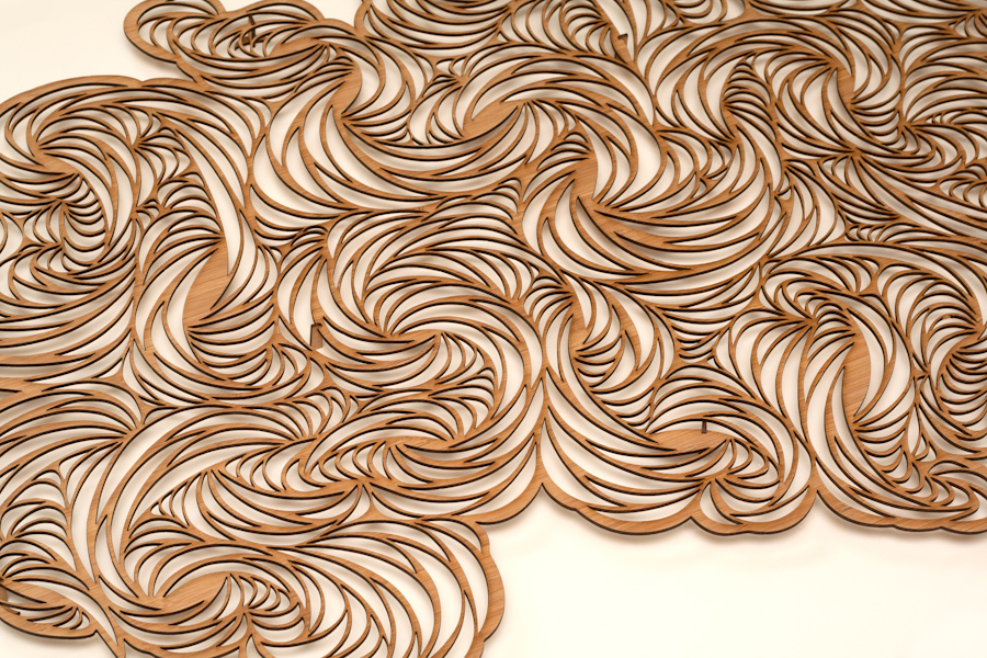 how to laser cut wood