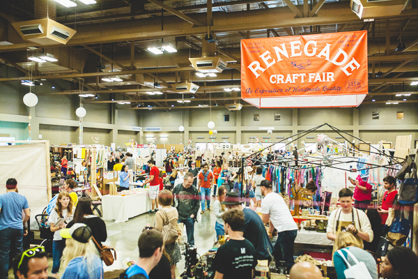 register for the la sf renegade craft fairs On craft shows in louisiana