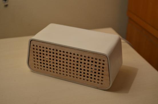laser cut casing for diy bluetooth speaker