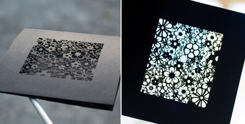 How to make a laser cut greeting card m4hsunfo