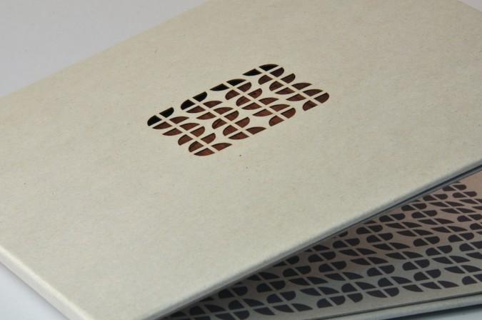 laser cut DVD sleeve