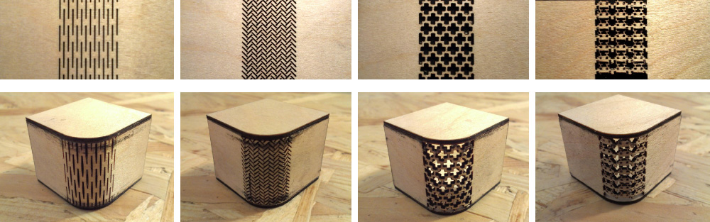 How To Design A Living Hinge Ponoko Ponoko