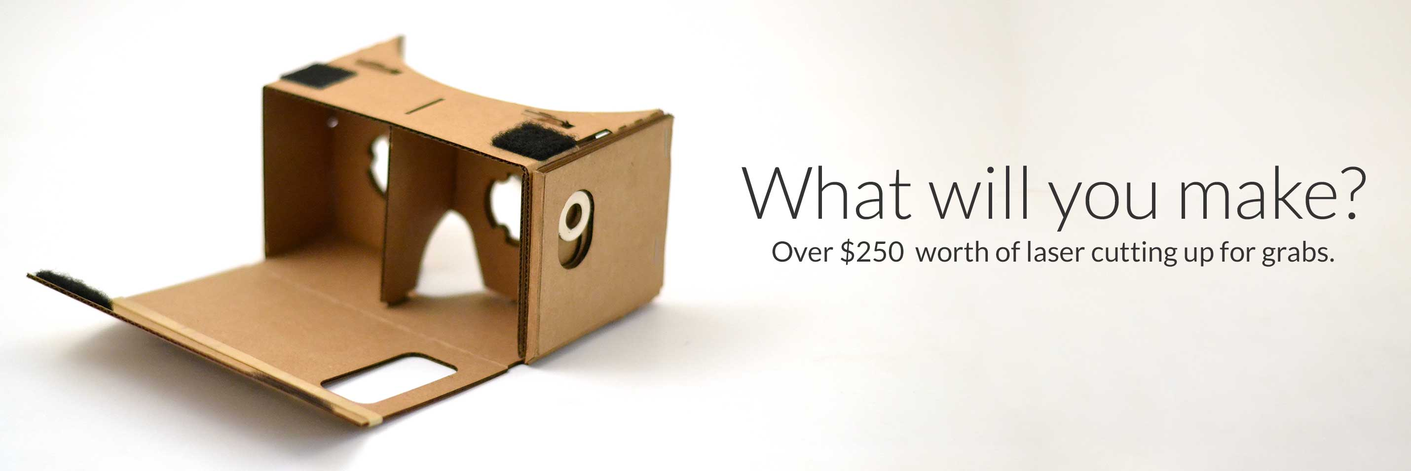 Share Your Google Cardboard Design Idea Win Your Share Of