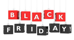 Black friday, Cyber monday and the industrial revolution?