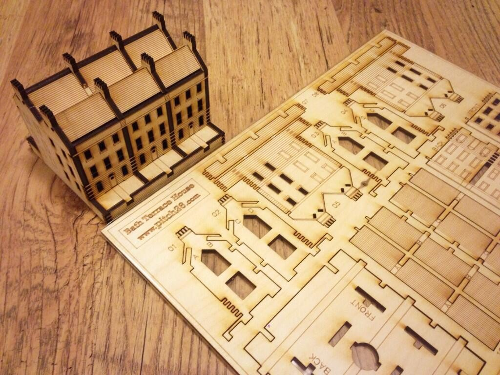 How To Make A Laser Cut Local Landmark