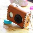 laser cut action camera case