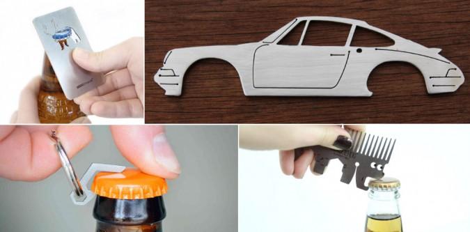 product ideas - Laser Cut Bottle Openers