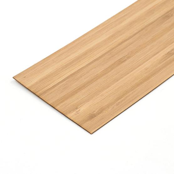 laser cut wood veneer - bamboo amber