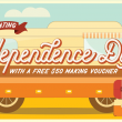 Independence Day Promo - Laser Cutting Promo
