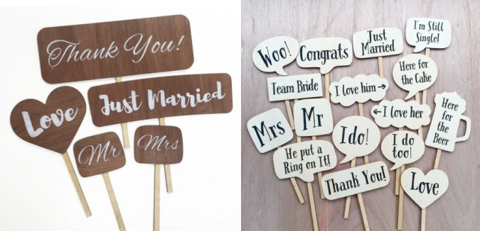 laser-cut-wedding-photobooth-props-text