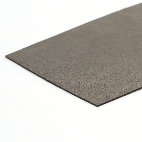 executive grey ultrasuede