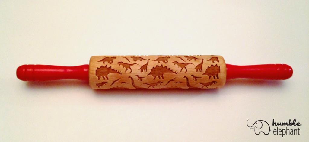 laser cut baking etsy humbleelephant dino rolller
