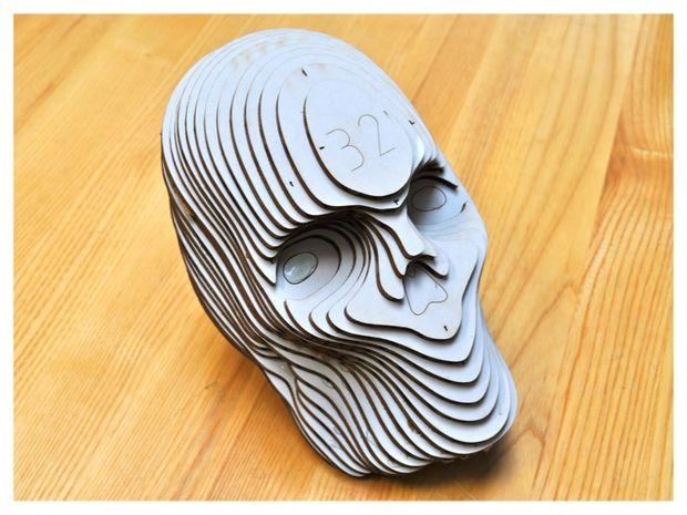 3d-laser-cut-skull