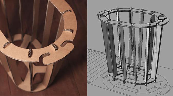 cardboard-laser-cut-ponoko-nesting-lines-example-laser-cut-cardboard-bin-1