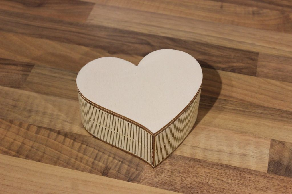 laser cut 4girls heart shaped box justaddsharks