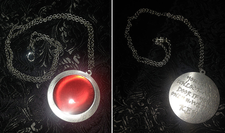 The Secret of NIMH Necklace