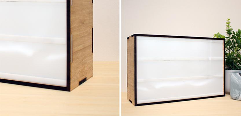 opal-acrylic-laser-cut-lightbox-bamboo-frame