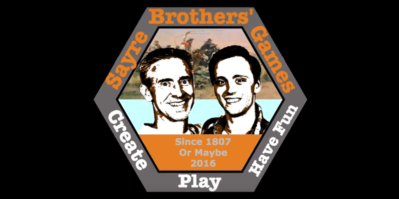 Sayre Brothers Games