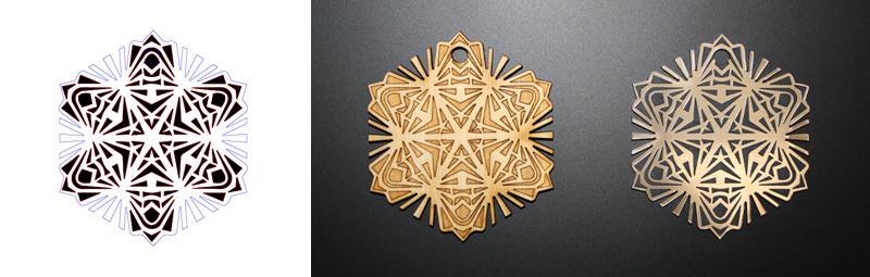 Combined Engraving Design Comparison