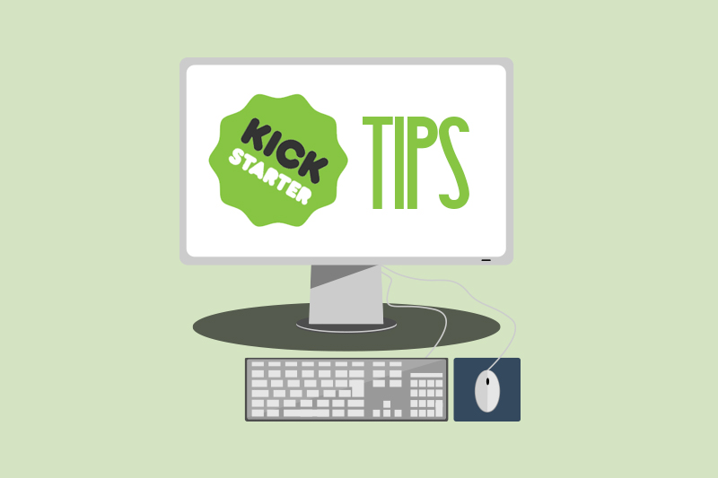 KickStarter Tips Header Image