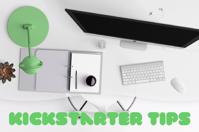 Kickstarter Crowdfunding Tips From Ponoko Makers