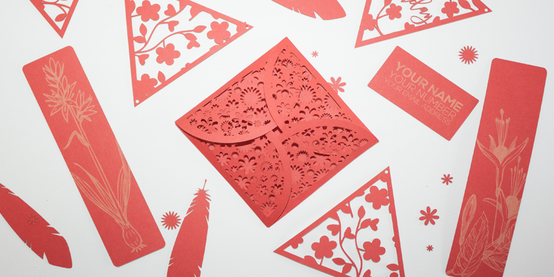 Get Noticed 7 Craft Design Ideas For Red Cardstock Paper That