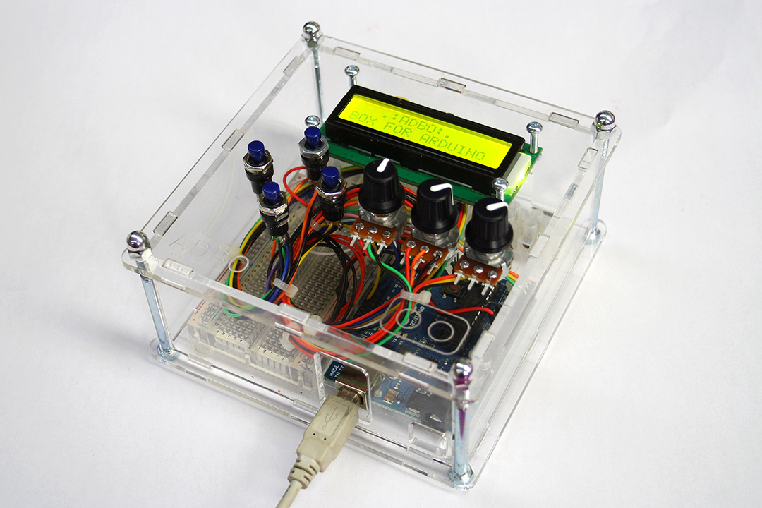 Electronic Project Board : Your guide to making electronics project boxes