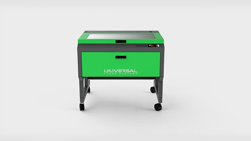Making Jewelry - Universal Laser Cutting Machine