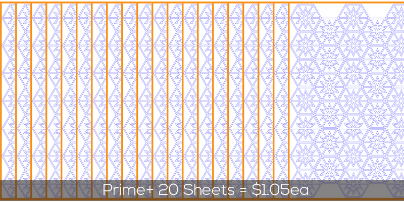 Holiday Sales Guide - Part 1 - Prime Pricing 20 Sheets