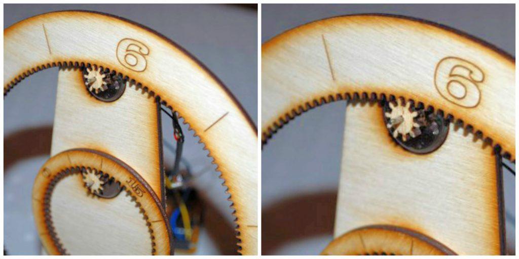 Make A Clock 14 - Gear Clock