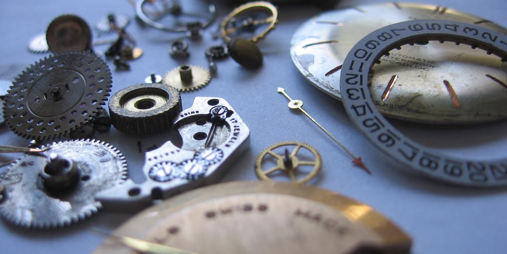 Make A Clock 16 - Parts