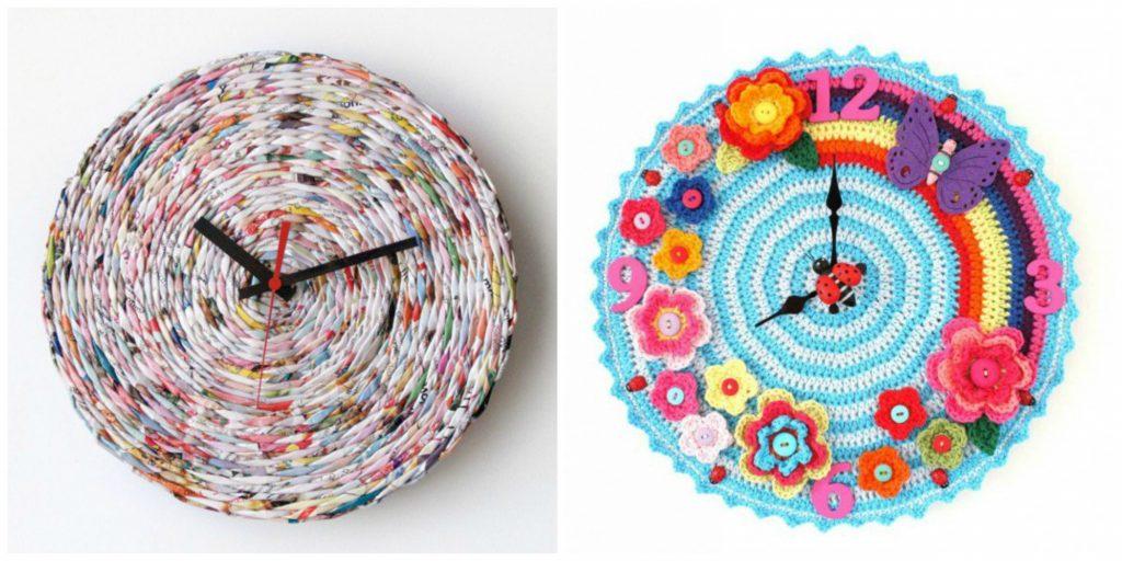 Make A Clock 18 - Magazines - Crochet
