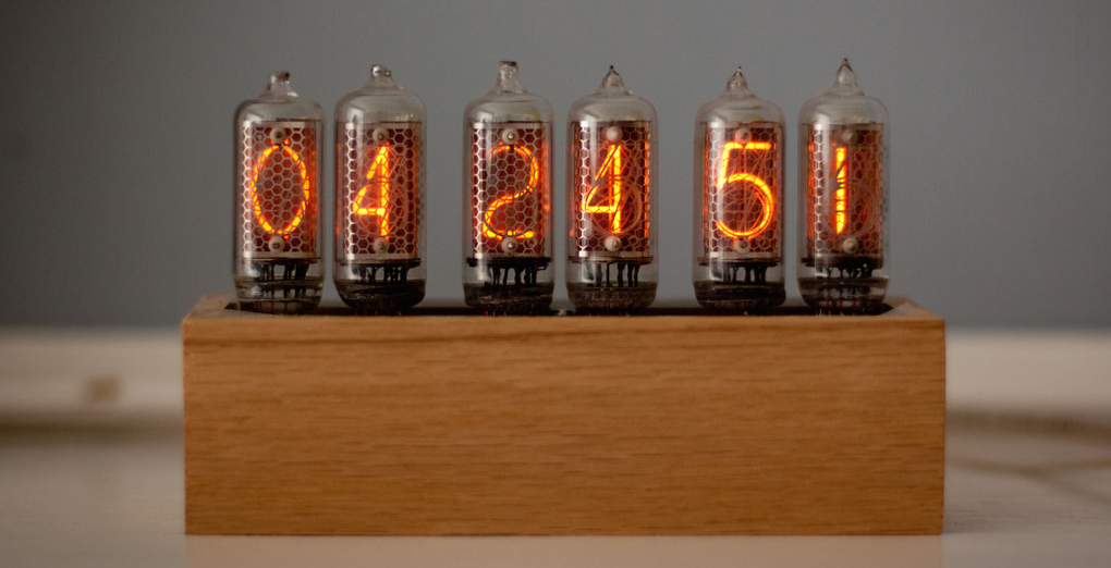 Make A Clock 7 - Nixie