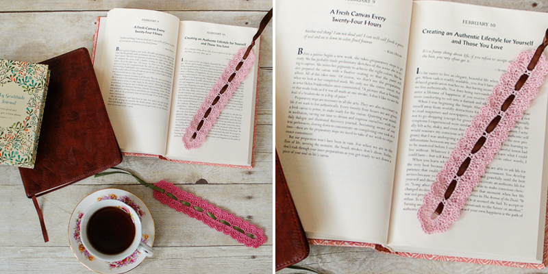 Make Bookmarks - Crochet